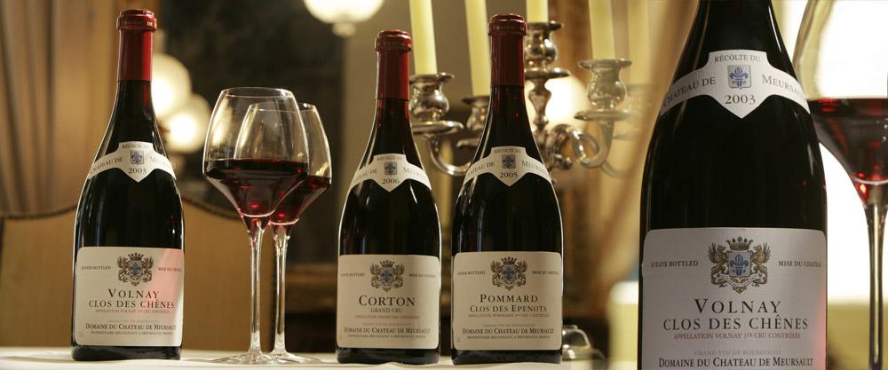 Les Vins du Château de Meursault